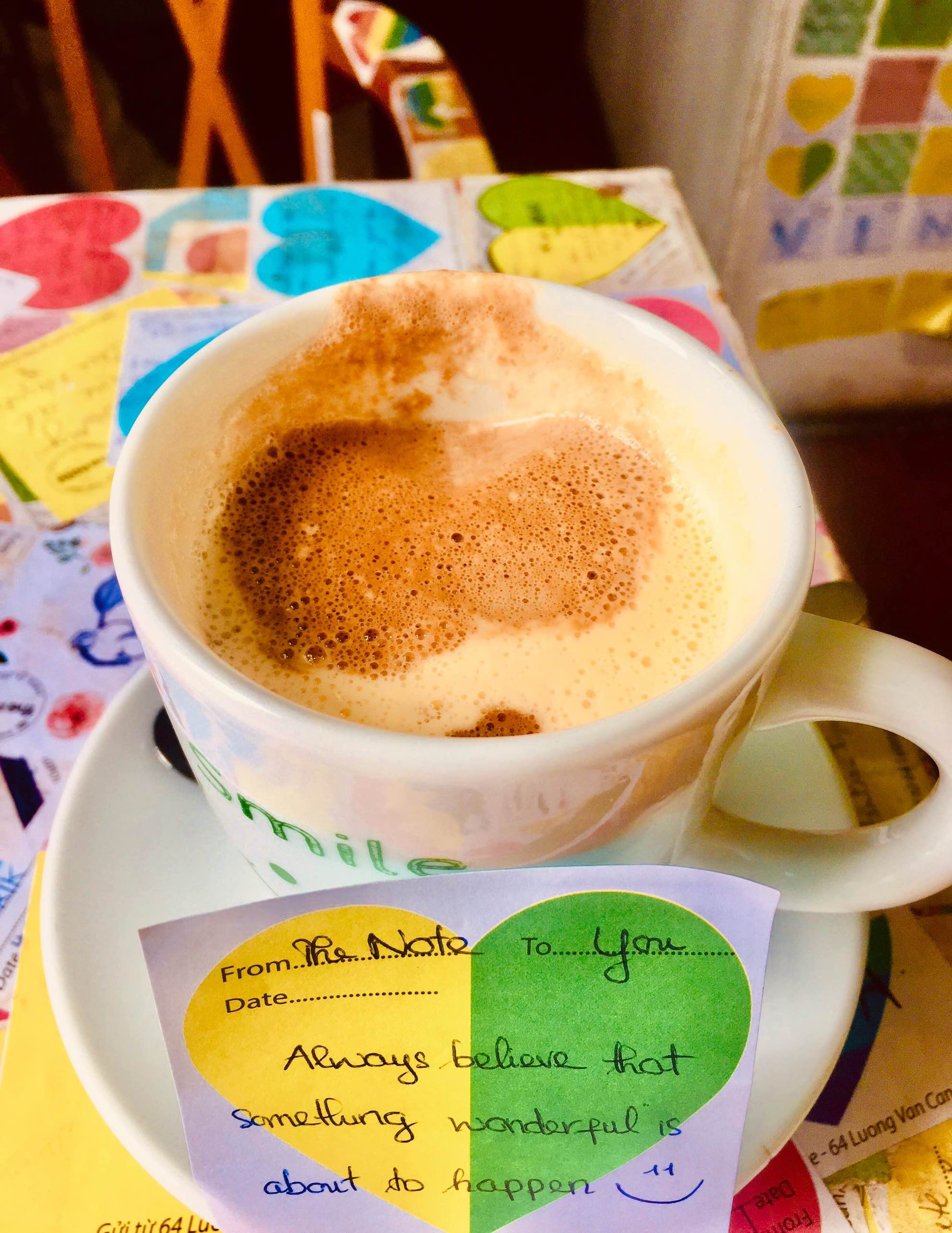 Where to Drink Egg Coffee in Hanoi.