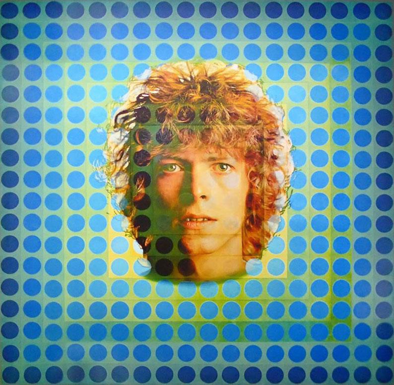 David Bowie 1969 self titled album.
