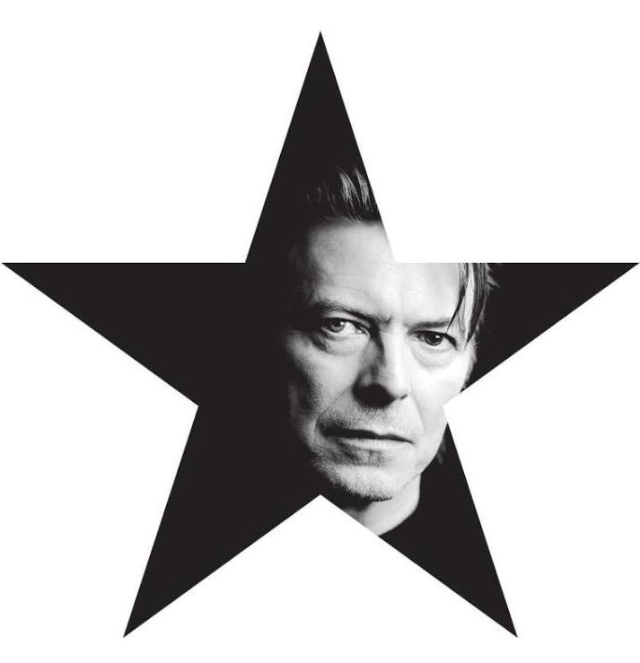 David Bowie Blackstar.