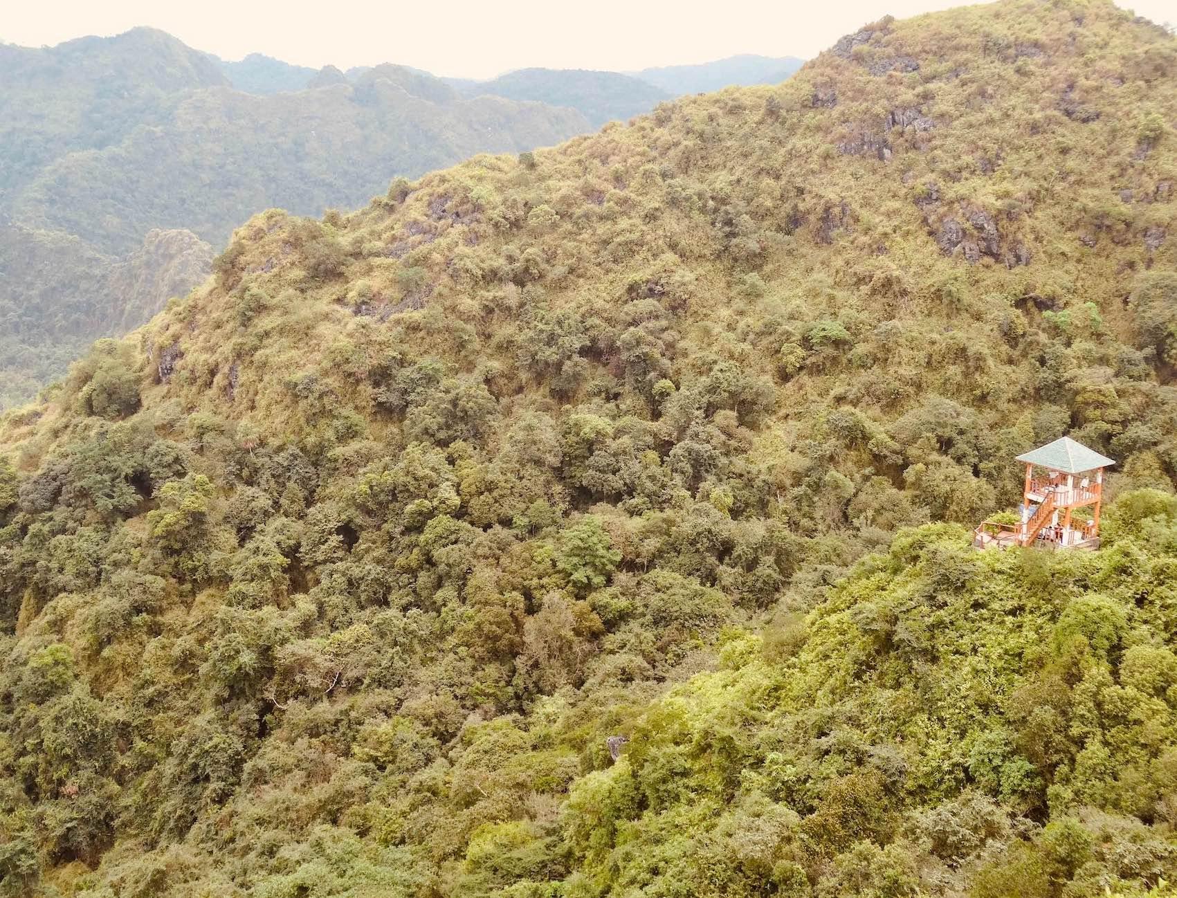 Exploring Cat Ba National Park in Vietnam