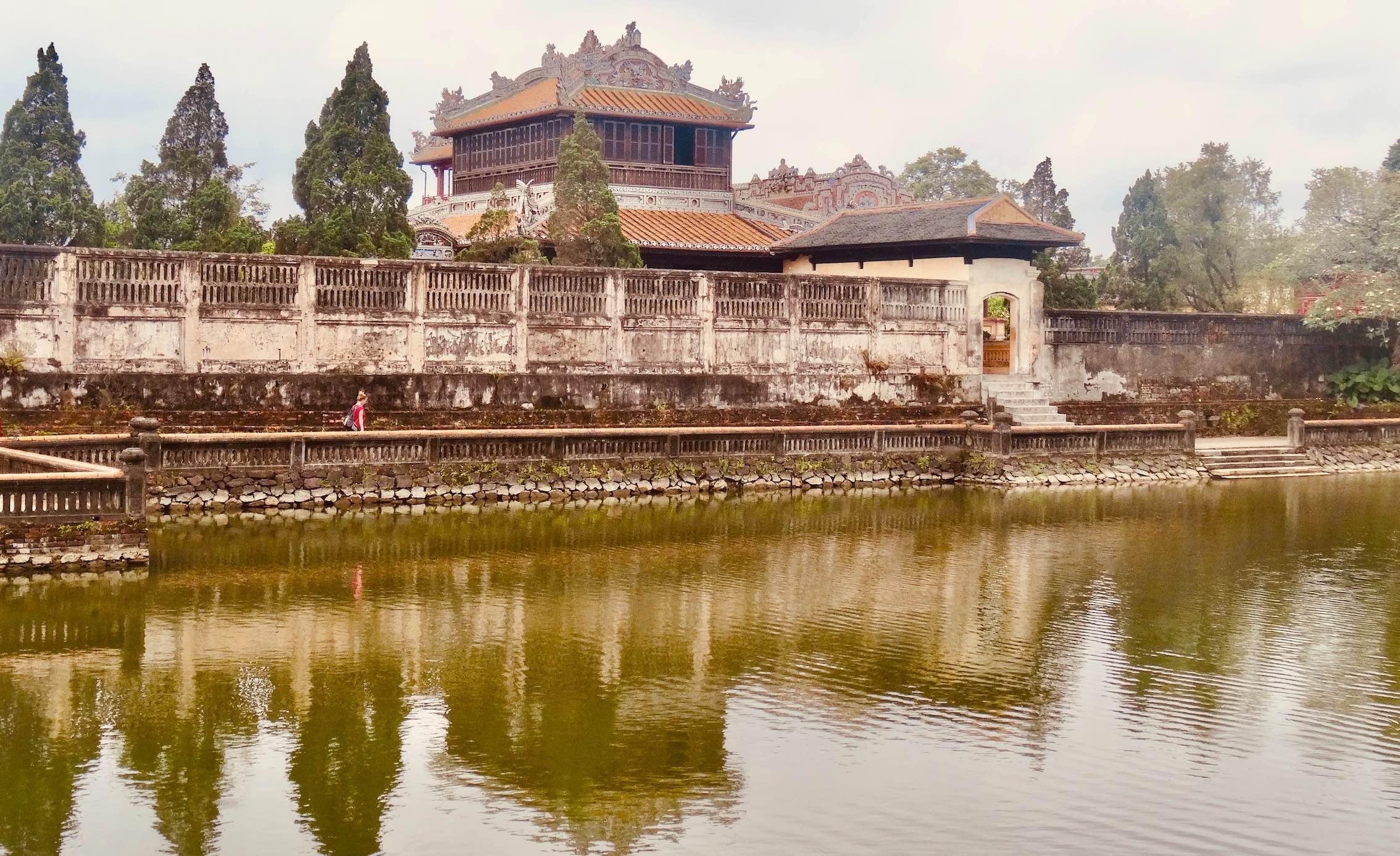 Exploring Hue Citadel.
