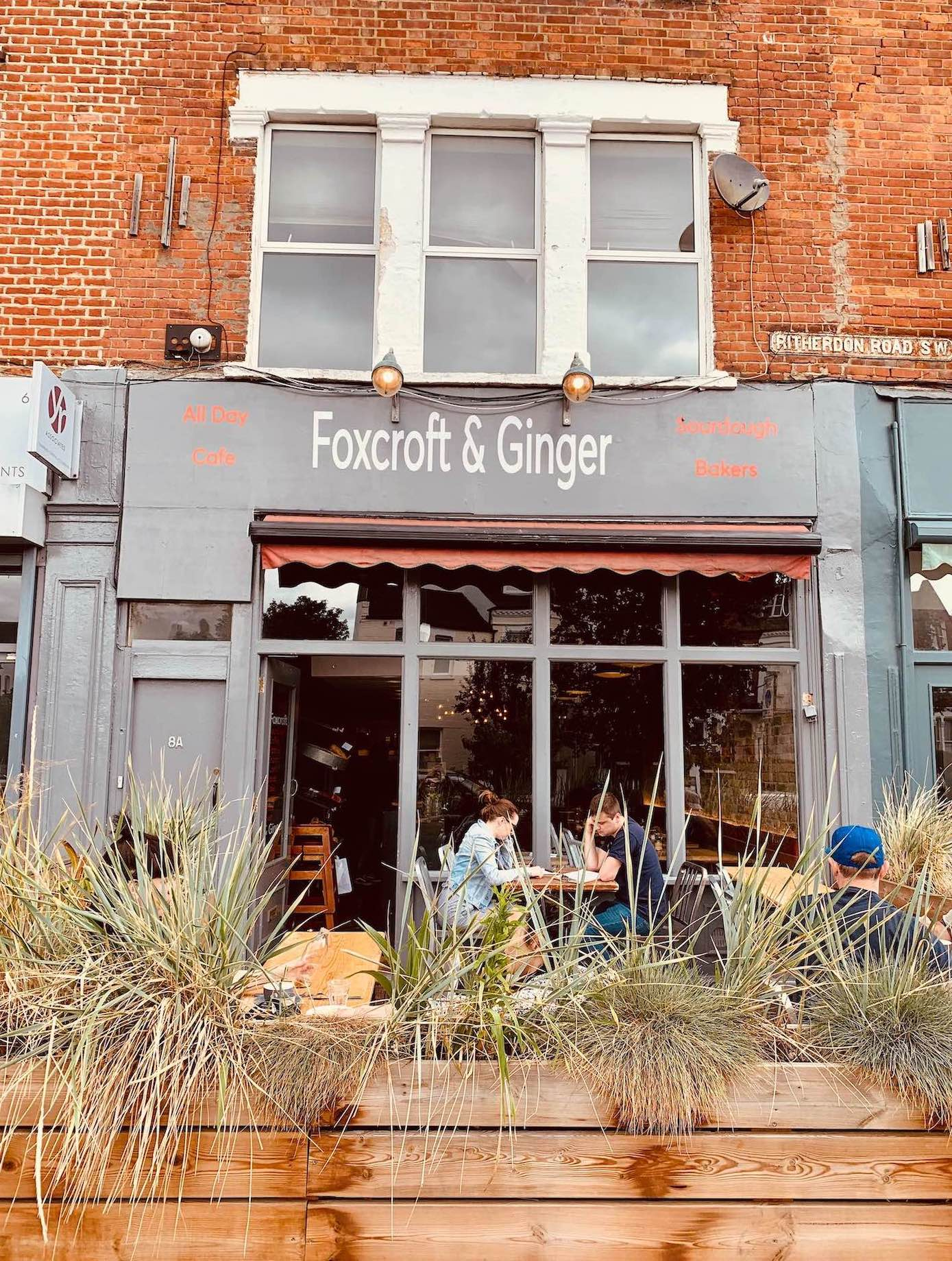 Foxcroft and Ginger Cool Spots Around Tooting Bec