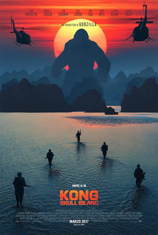 Kong Skull Island Halong Bay Vietnam