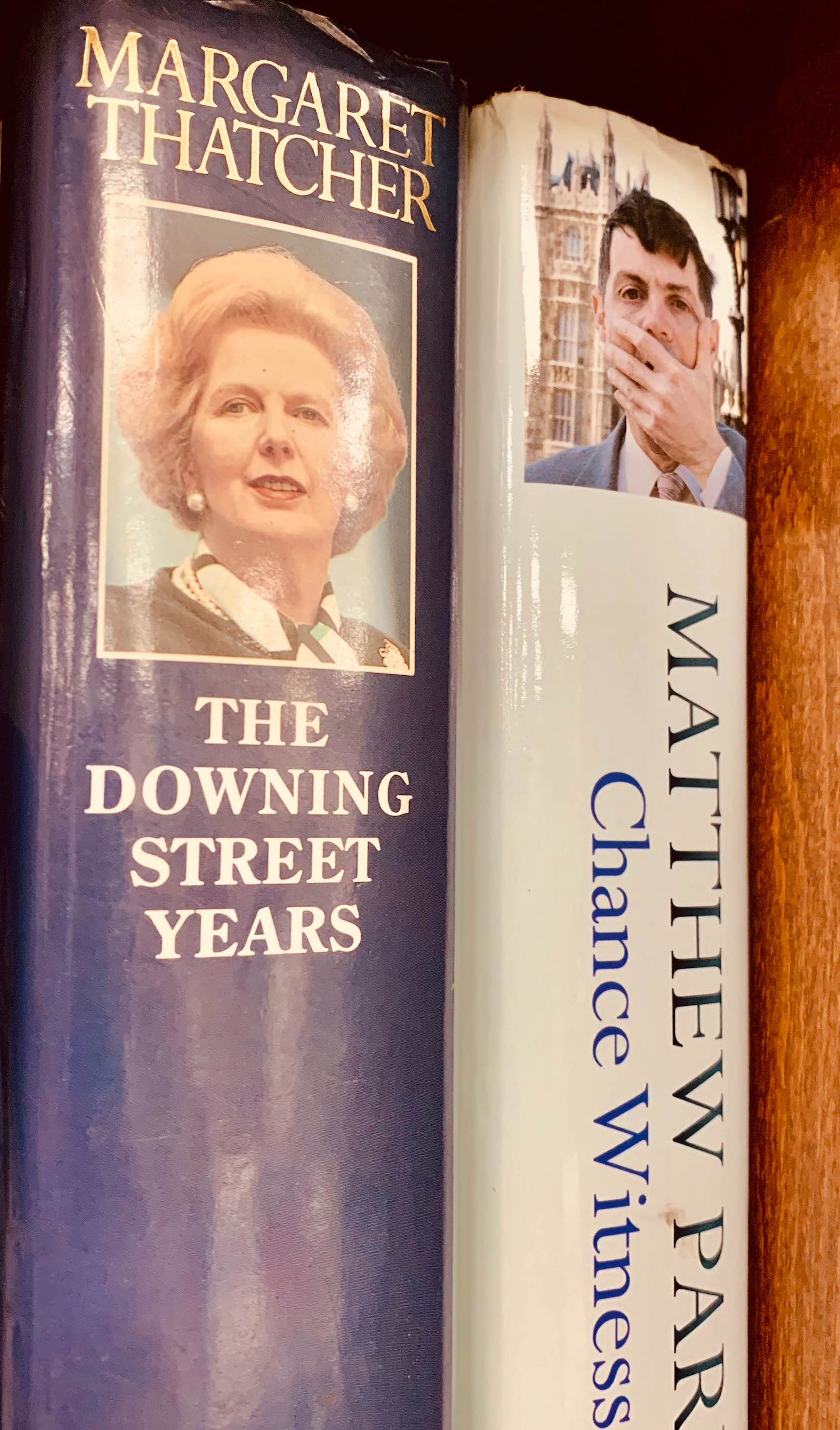 Margaret Thatcher the Downing Street Years
