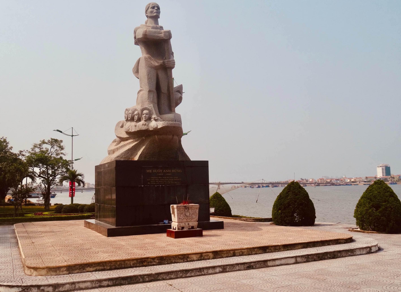 Mother Suot Monument Dong Hoi Vietnam