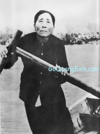 Mother Suot Vietnamese war hero.