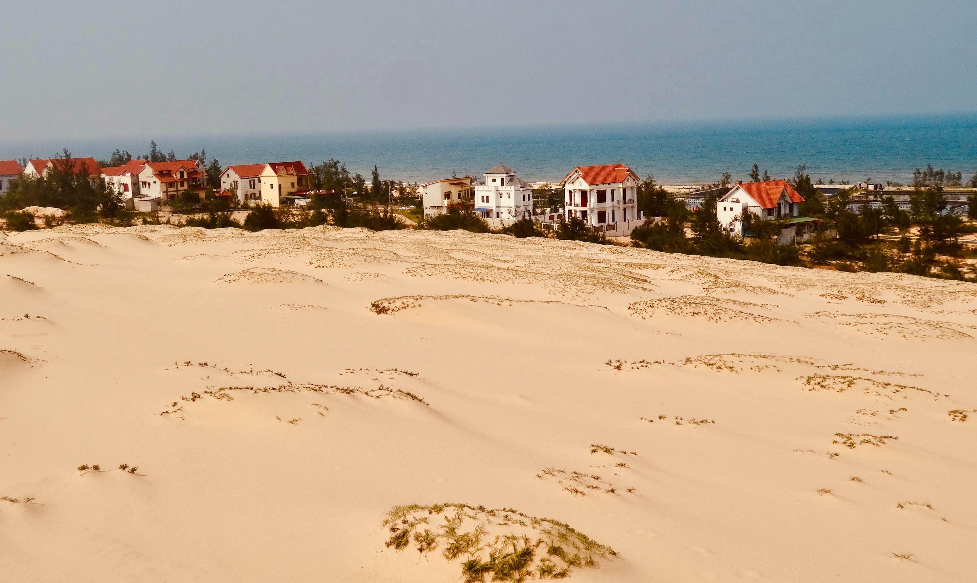 Quang Phu Sand Dunes.