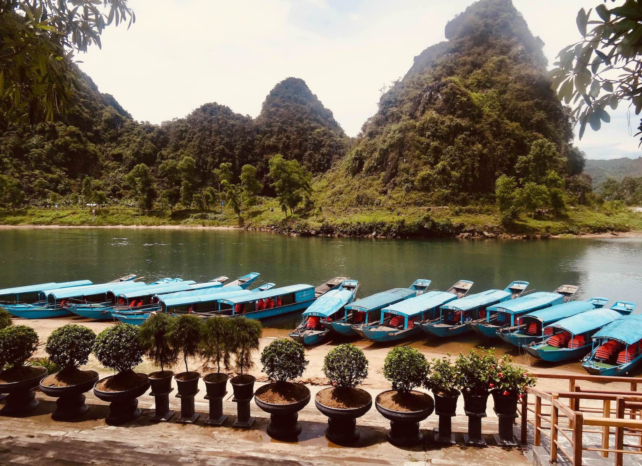 Son River Phong Nha Ke Bang National Park