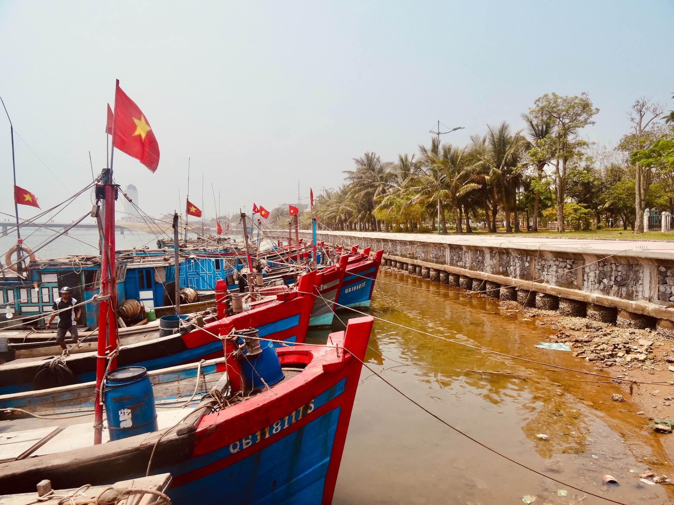 Visit Dong Hoi in Vietnam.