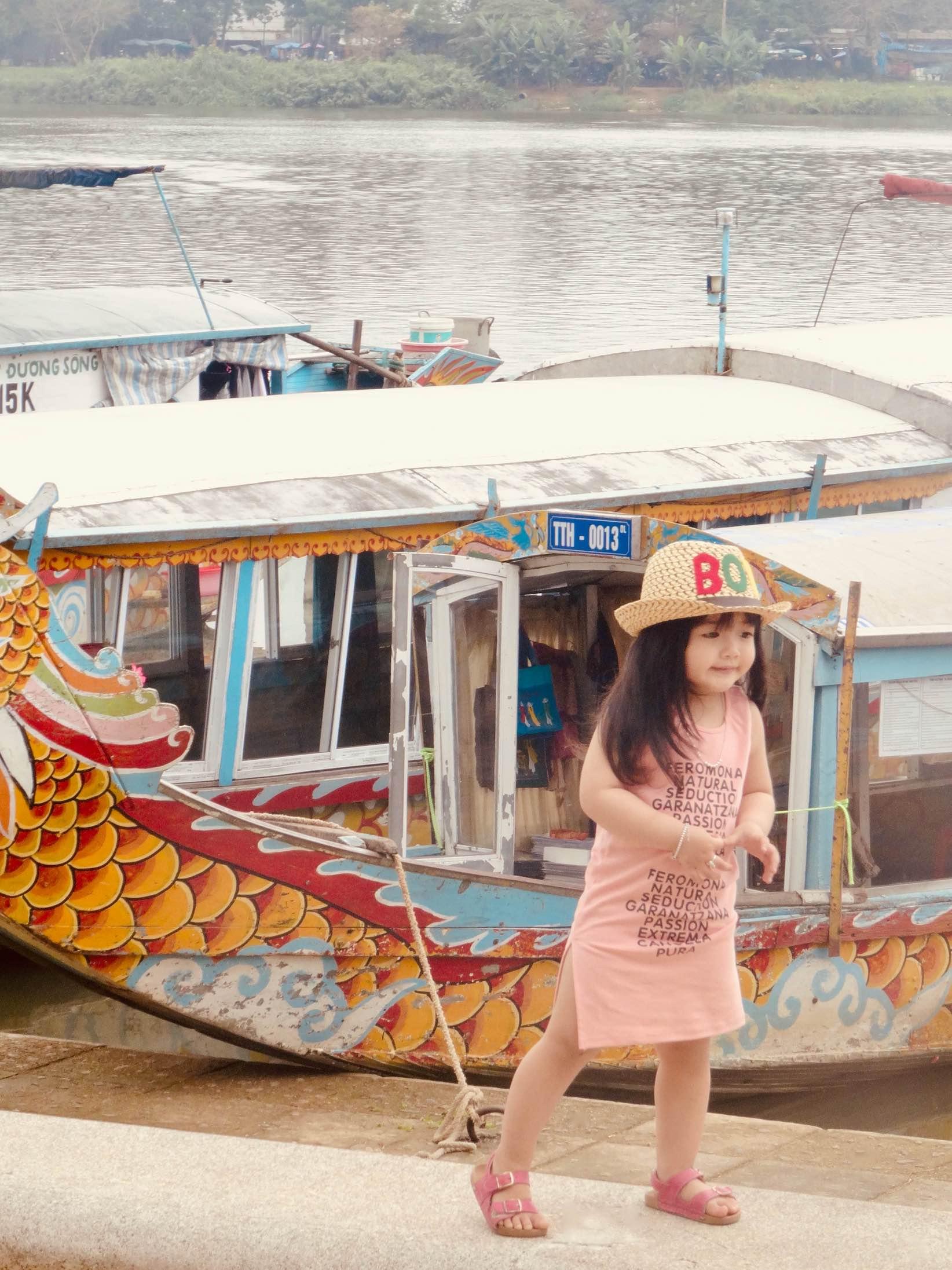 Cool Spots Around Hue Vietnam.