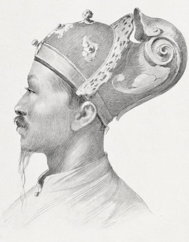 Emperor Tu Duc Vietnam.