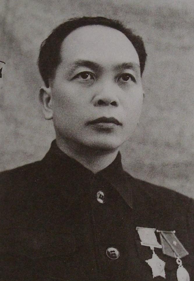 General Vo Nguyen Giap Vietnam.
