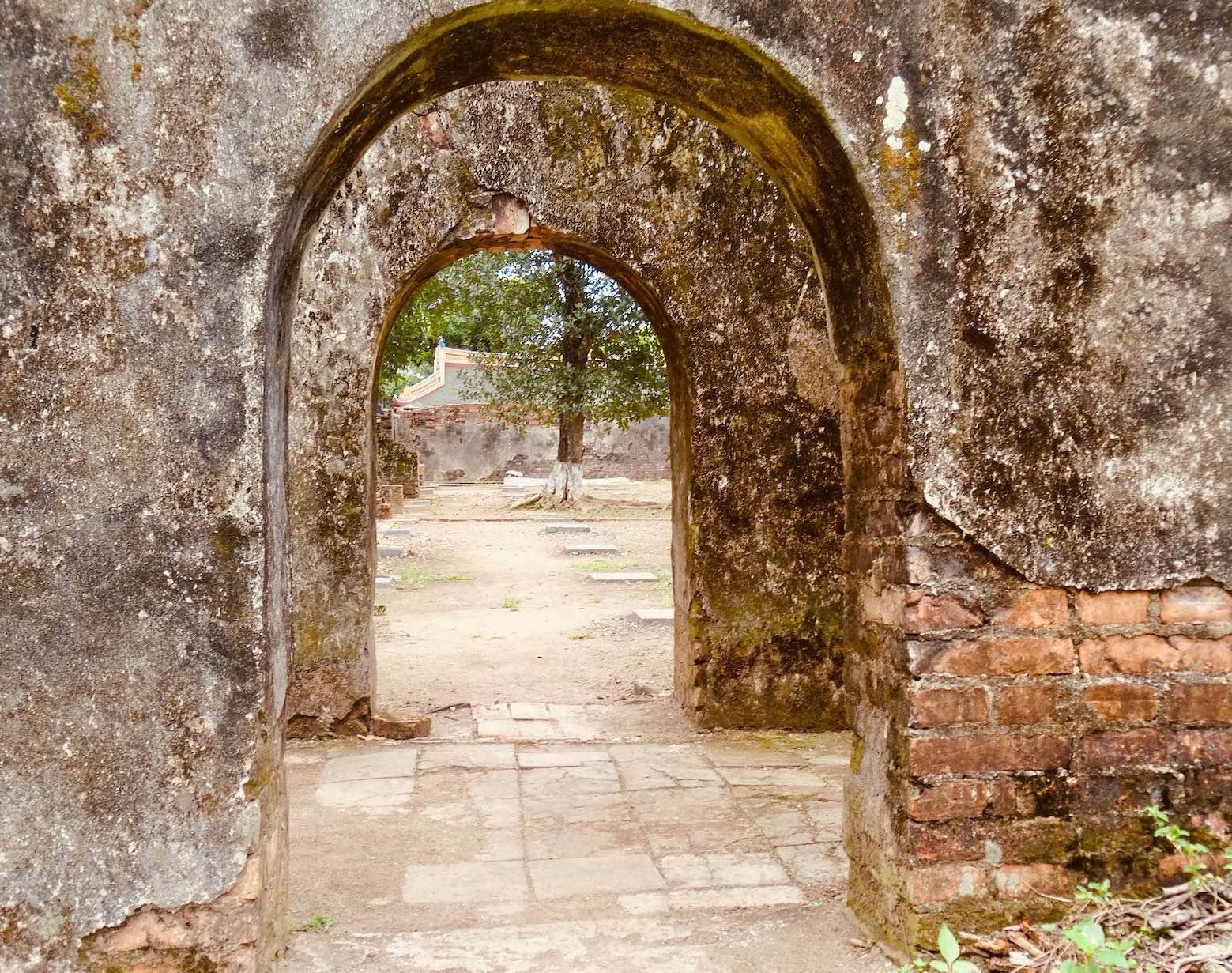 Mausoleum of Emperor Tu Duc Hue Vietnam