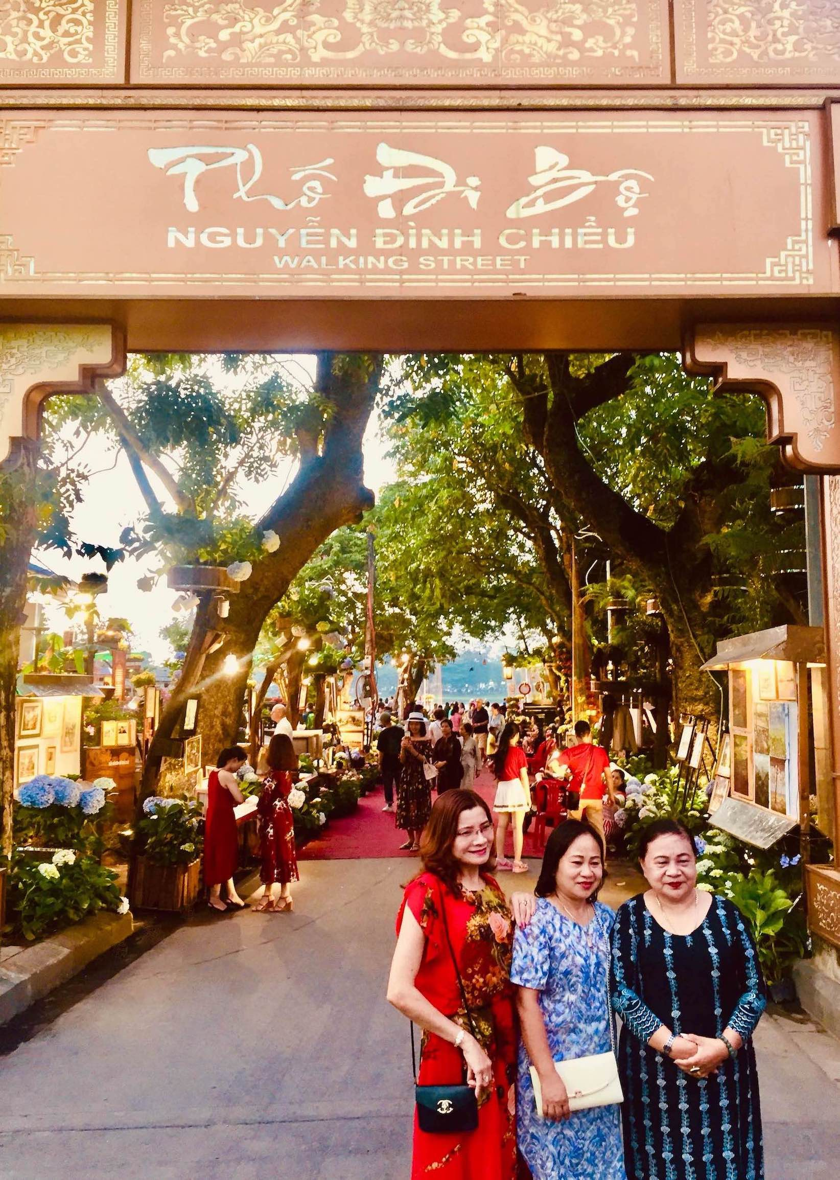 Nguyen Dinh Chieu Walking Street Cool Spots Around Hue