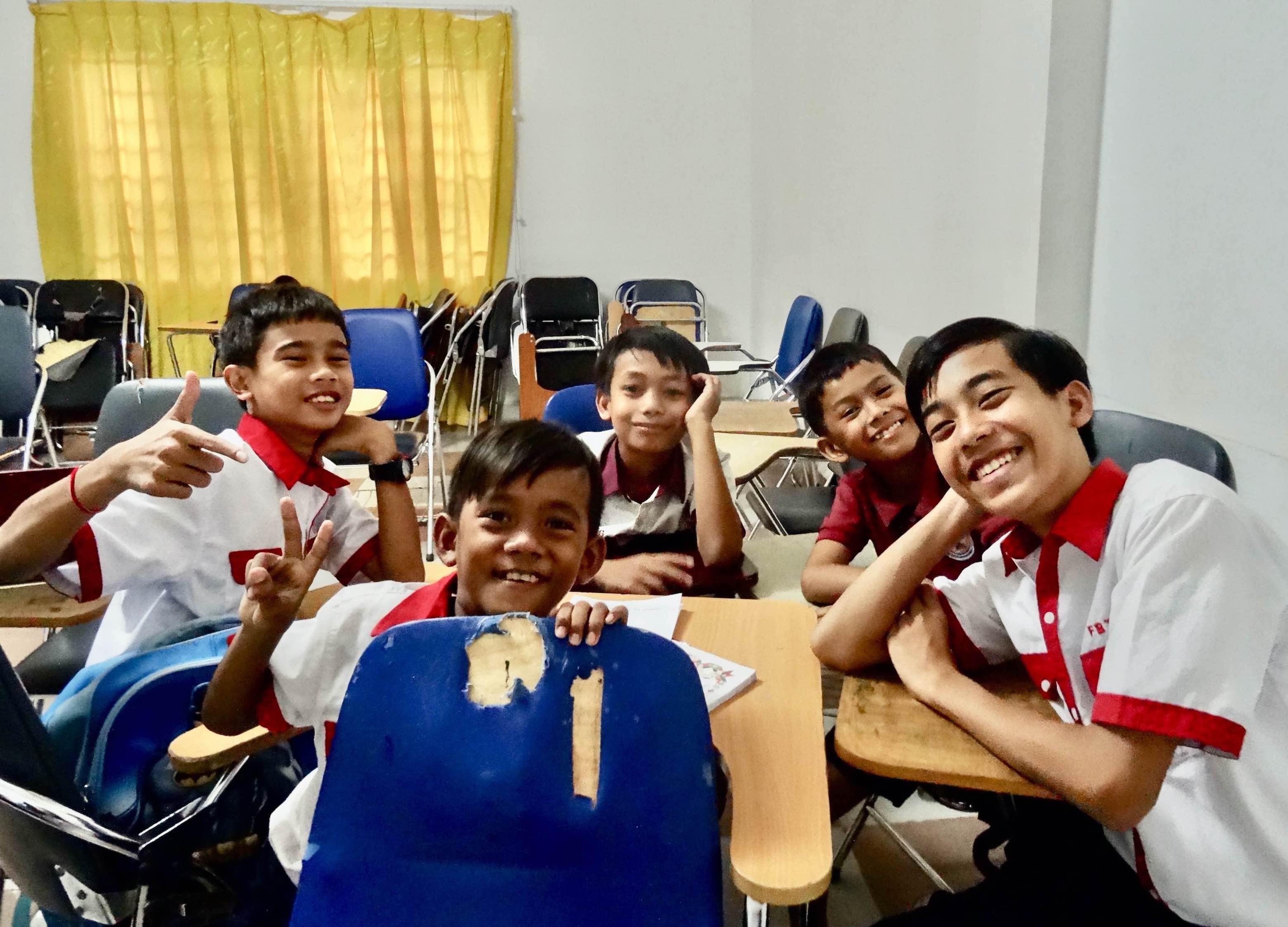 Teaching English in Siem Reap Cambodia.